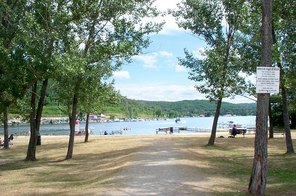 North Bay Beaches - Olmsted Beach
