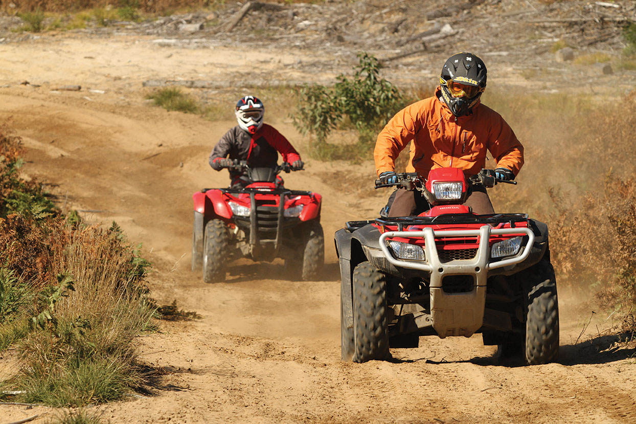 ATV North Bay Credit Destination Ontario