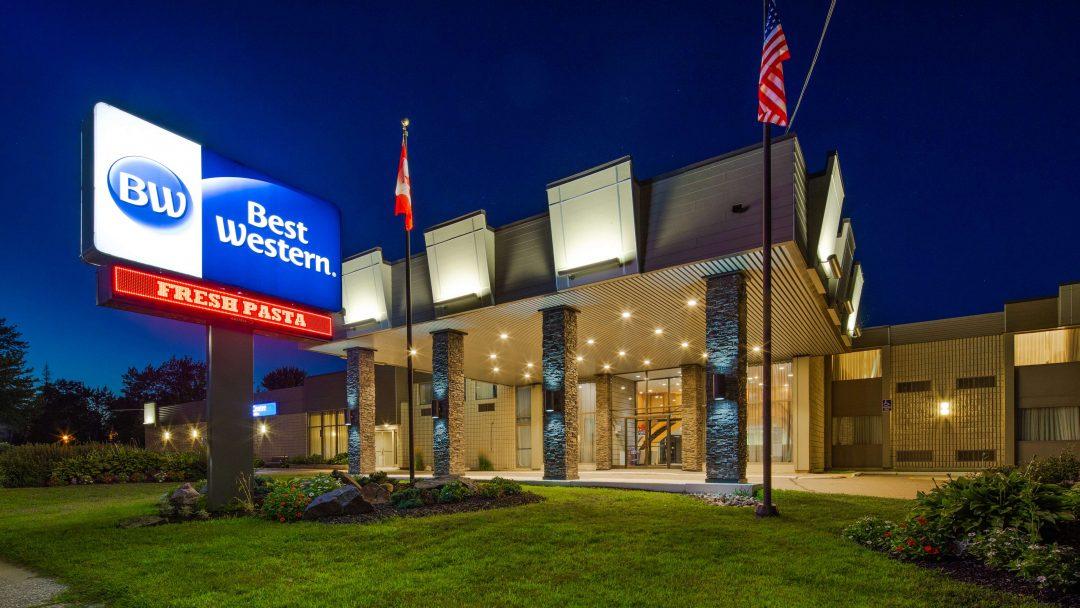 Best Western Hotel North Bay Ontario