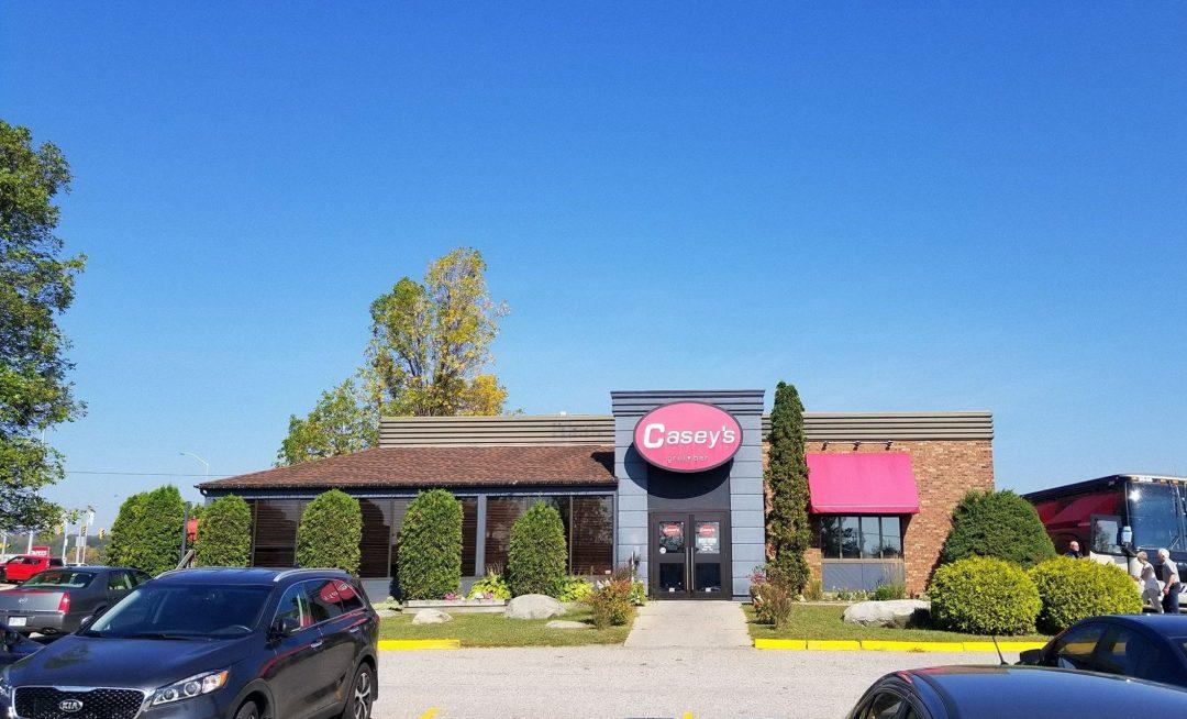 Casey's Grill Bar North Bay