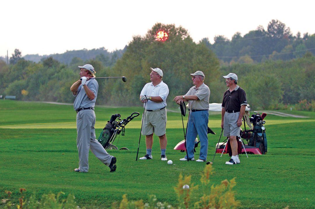 Osprey Links Golf Course - Golfing North Bay Ontario