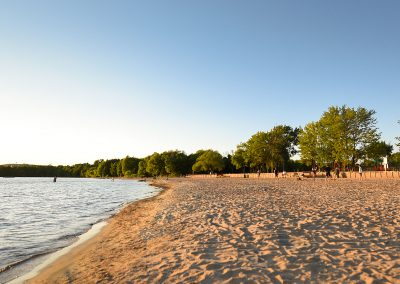 Marathon Beach, Lake Nipissing