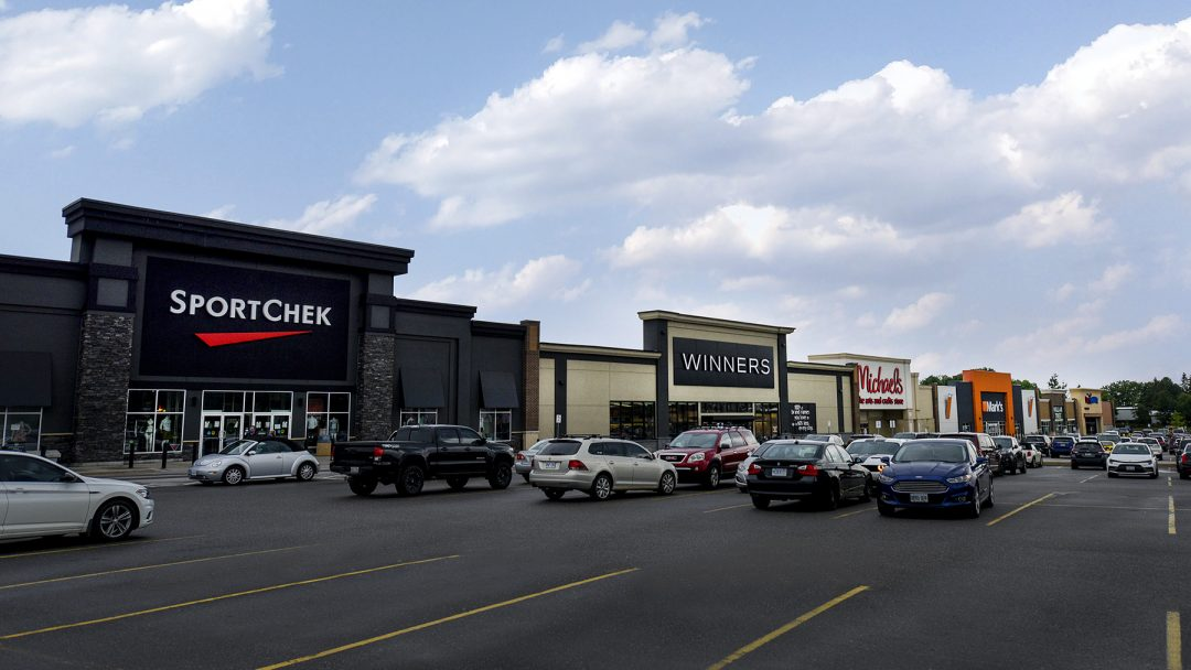 McKeown Avenue Shopping in North Bay Ontario