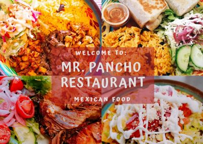 Mr. Pancho Mexican Food