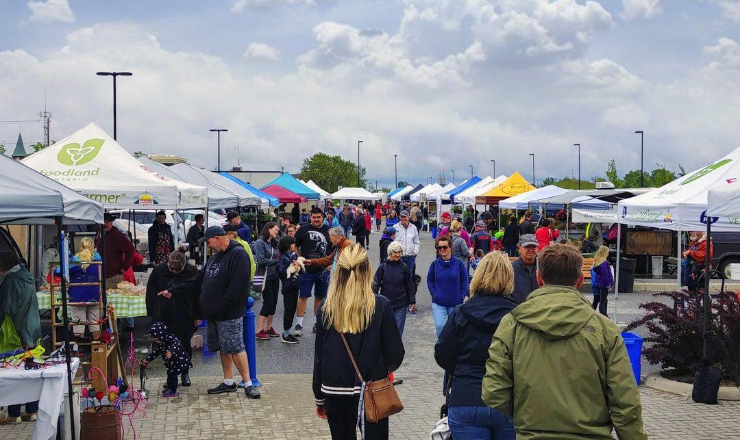 North Bay Farmers Market