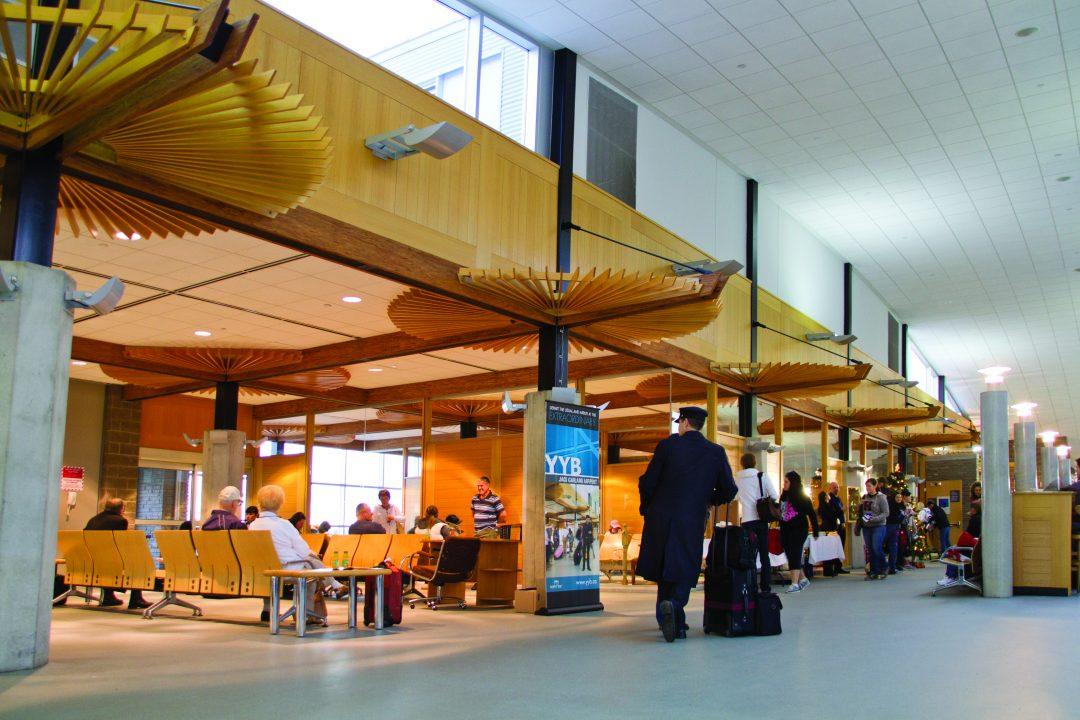 North Bay Jack Garland Airport YYB