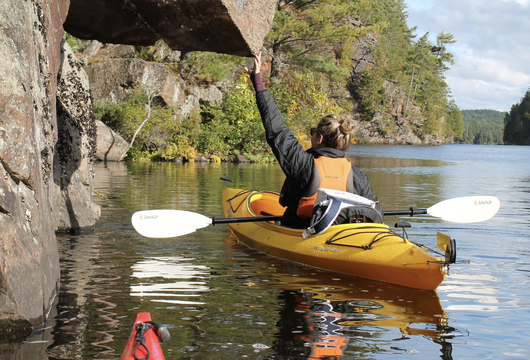 Shockwaves Paddle Adventures and First Aid North Bay