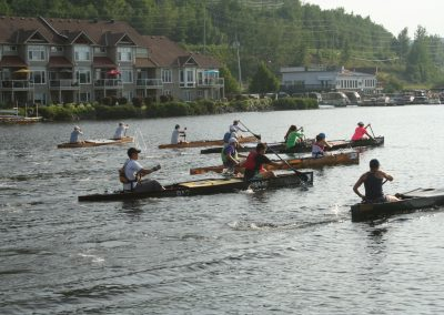 Mattawa River Canoe Race