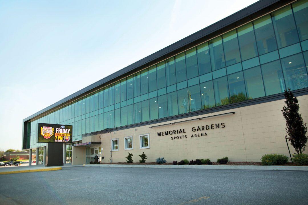 North Bay Memorial Gardens Arena