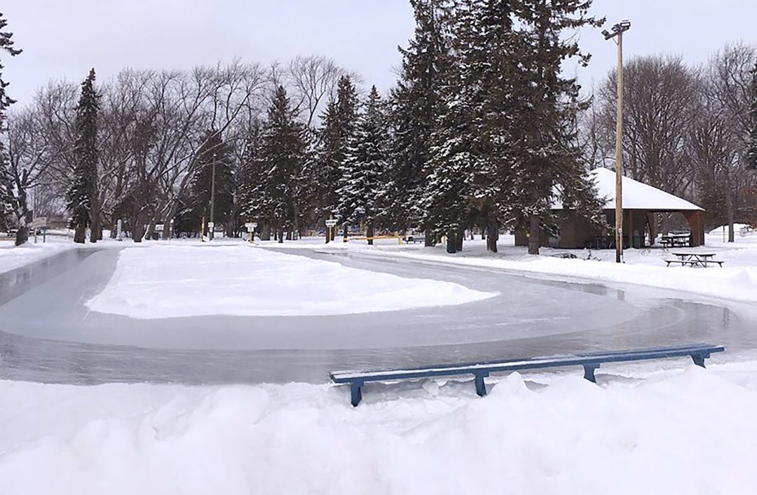 Outdoor Rinks Near Me in North Bay - Lee Park Skating Oval - ODR North Bay