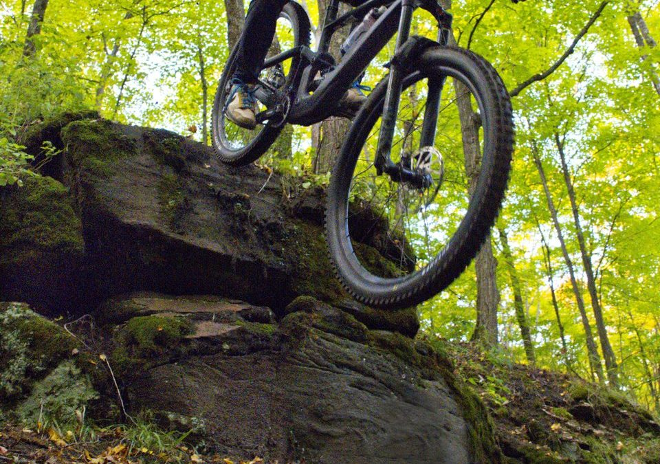 Shred, drop and roll with North Bay's Mountain Bike Community