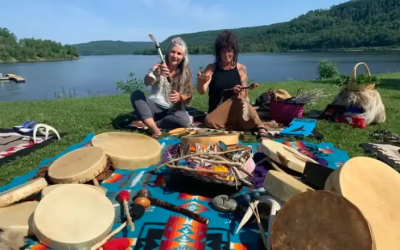 Drumming Circle Connection