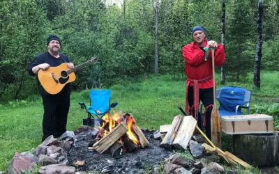 The History of Mattawa in Song & Story